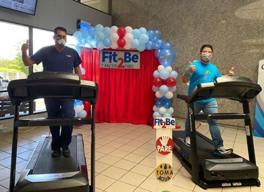 Fit2Be Cancer Free en HIMA•San Pablo